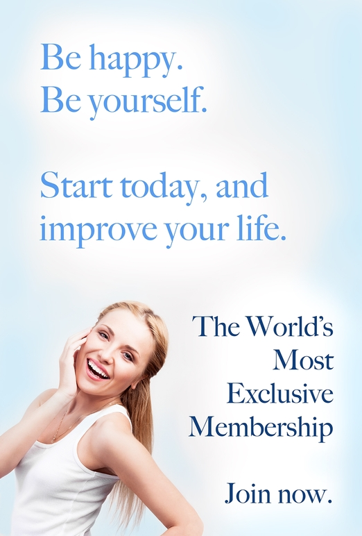 Joyce Overheul, The World's Most Exclusive Membership