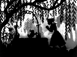 Lotte Reiniger, The Frog Prince, 1954