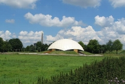 Paper Dome in 2004